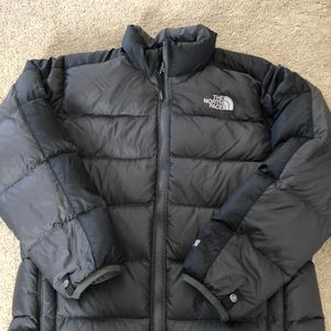 Youth Boys North Face Puffer Coat